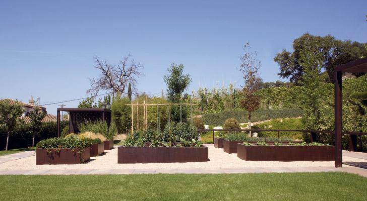 jardin huerto