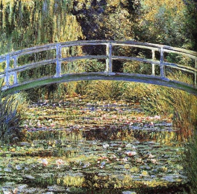 Estanque de nenúfares, Monet