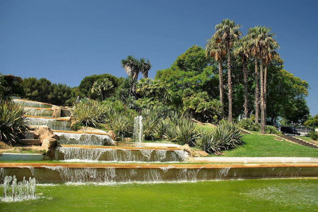 Los mejores jardines p blicos de barcelona quercus jardiners for Jardin cipres